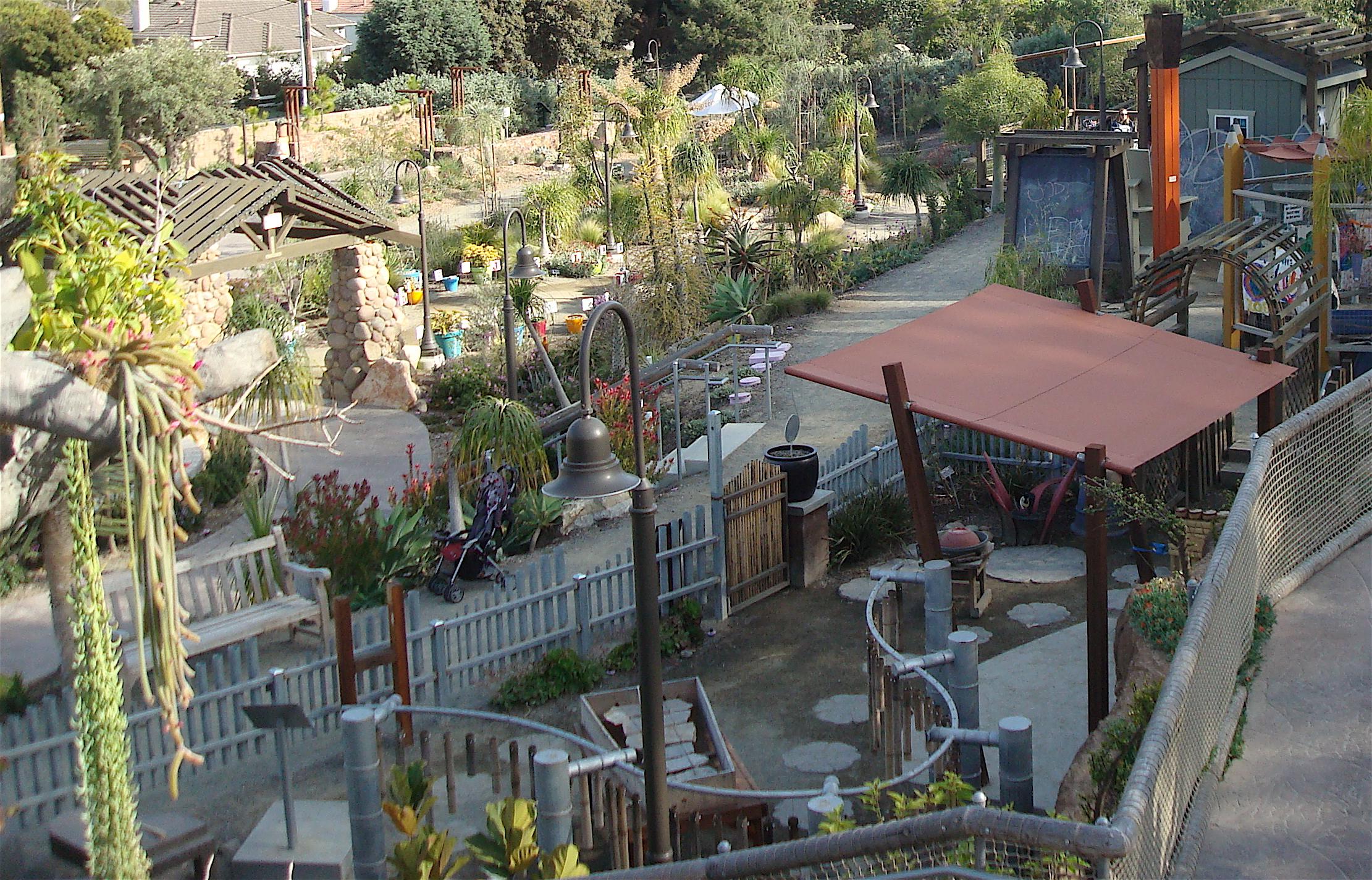 hamilton children s garden city sights for kidsâ